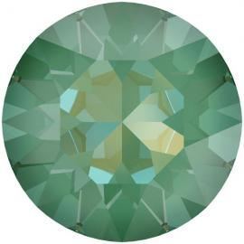 Шатон Swarovski 1088, Crystal Silky Sage Delite, ss39