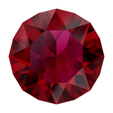 Шатон Swarovski 1088, Scarlet Ignite, ss24