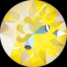 Шатон Swarovski 1088, Crystal Sunshine Delite (L141D) Unfoiled, ss39