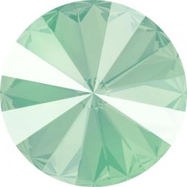 Риволи Swarovski 1122, Crystal Mint Green, 12мм