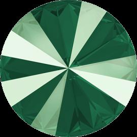 Риволи Swarovski 1122, Crystal Royal Green, 12мм