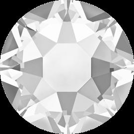 Стразы Swarovski 2078, Cystal Silver-Foiled Hotfix, ss12