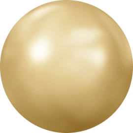 Стразы Swarovski 2080/4, Crystal Golden Shadow Hotfix, ss10