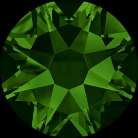 Стразы Swarovski 2088, Dark Moss Green, ss20