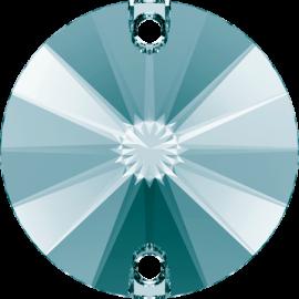 Нашивной кристалл Swarovski 3200, Light Turquoise, 10мм