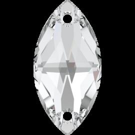 Нашивной кристалл Swarovski 3223, Crystal, 18*9мм