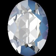 Кристалл в оправу Swarovski 4120, Crystal Ocean Delite (L143D) Unfoiled, 14*10мм