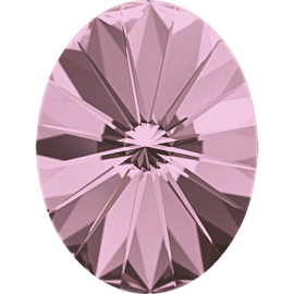 Кристалл в оправу Swarovski 4122, Antique Pink, 8*6мм