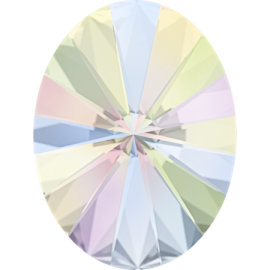 Оправа Swarovski 4122, Crystal AB, 14*10,5мм