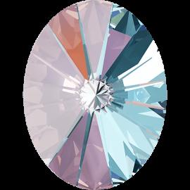 Кристалл в оправу Swarovski 4122, Crystal Lavender Delite (L144D) Unfoiled, 14*10,5мм