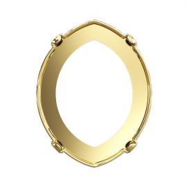 Оправа Swarovski 4224/S, Золото 1PH2OZ, 10*8мм