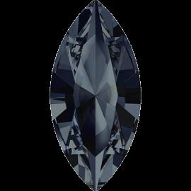 Кристалл в оправу Swarovski 4228, Graphite, 10*5мм