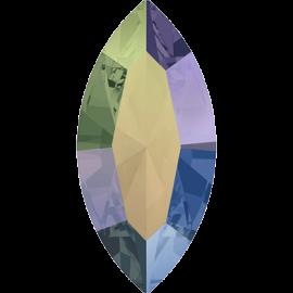 Кристалл в оправу Swarovski 4228, Paradise Shine, 15*7мм