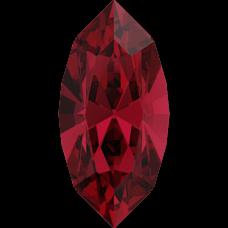 Кристалл в оправу Swarovski 4228, Scarlet, 15*7мм