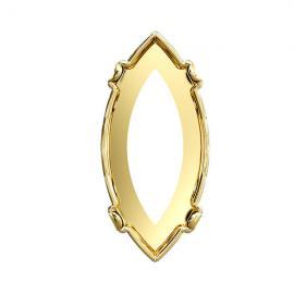 Оправа Swarovski 4228/S, Золото 3РН203, 8*4мм