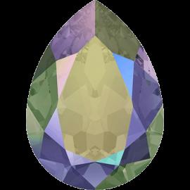 Кристалл в оправу Swarovski 4320, Paradise Shine, 14*10мм
