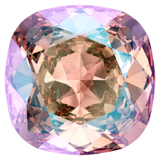 Кристалл в оправу Swarovski 4470, Light Rose Shimmer, 12мм