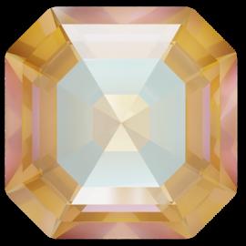 Кристалл в оправу Swarovski 4480, Crystal Ochre Delite, 8мм