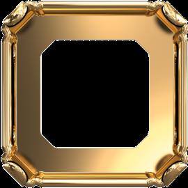 Оправа Swarovski 4480/S, Золото, 10мм
