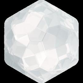 Кристалл в оправу Swarovski 4683, White Opal, 10*11.2мм