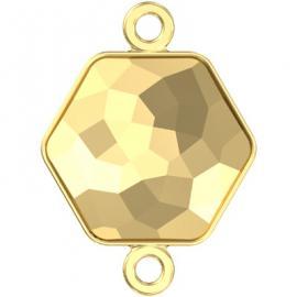 Оправа Swarovski 4683/J, Золото, 10*11.2мм