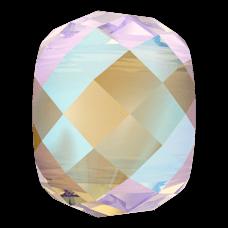 Бусина Swarovski 5043, Light Colorado Topaz Shimmer, 11мм