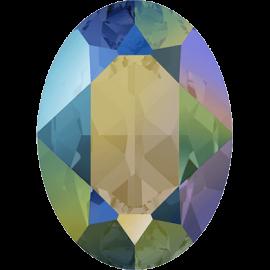 Кристалл в оправу Swarovski 4120, Paradise Shine, 14*10мм