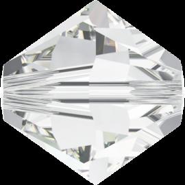 Бусина Swarovski 5328, Crystal, 3мм