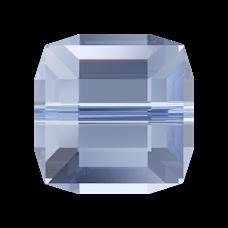 Бусина Swarovski 5601, Light Sapphire, 8мм
