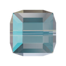 Бусина Swarovski 5601, Light Sapphire Shimmer, 8мм