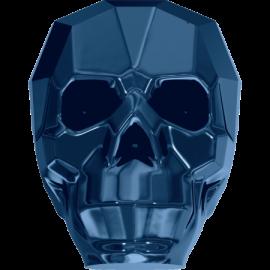 Бусина Swarovski 5750, Crystal Metallic Blue, 13мм