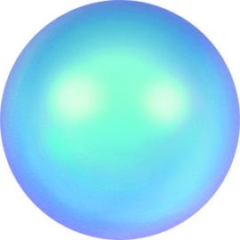 Жемчуг Swarovski 5810, Crystal Iridescent Light Blue, 5мм