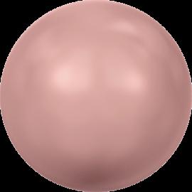 Жемчуг Swarovski 5810, Crystal Pink Coral Pearl, 10мм