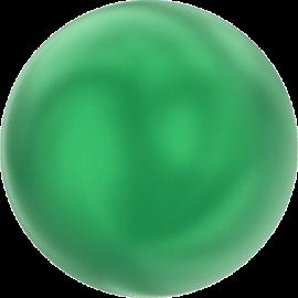 Жемчуг Swarovski 5810, Crystal Eden Green Pearl, 3мм