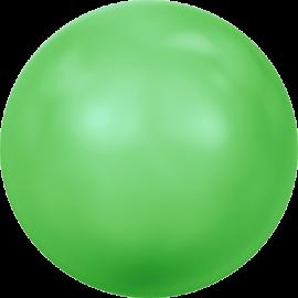 Жемчуг Swarovski 5810, Crystal Neon Green Pearl, 4мм