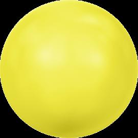 Жемчуг Swarovski 5810, Crystal Neon Yellow Pearl, 4мм