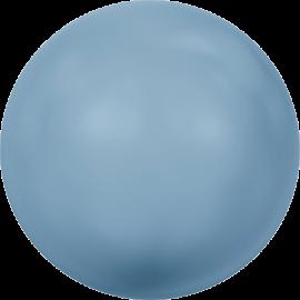 Жемчуг Swarovski 5810, Crystal Turquoise Pearl, 3мм