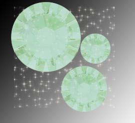 "Микс ""Chrysolite Opal"" (ss5, ss7, ss9) 30шт"