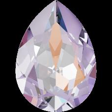 Кристалл в оправу Swarovski 4320, Crystal Lavender Delite (L144D) Unfoiled, 18*13мм