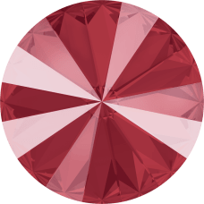 Риволи Swarovski 1122, Crystal Royal Red (Unfoiled), 14мм