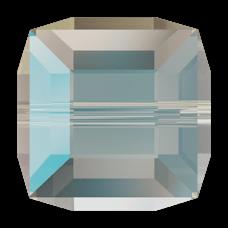 Бусина Swarovski 5601, Crystal Shimmer, 8мм