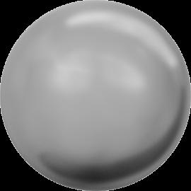 Жемчуг Swarovski 5810, Crystal Grey Pearl, 3мм