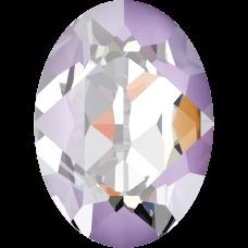 Кристалл в оправу Swarovski 4120, Crystal Lavender Delite (L144D) Unfoiled, 18*13мм