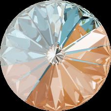 Риволи Swarovski 1122, Crystal Peach Delite (L140D) Unfoiled, 14мм