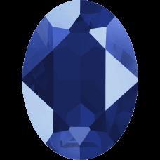 Кристалл в оправу Swarovski 4120, Crystal Royal Blue, 18*13мм