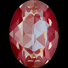 Кристалл в оправу Swarovski 4120, Crystal Royal Red Delite, 18*13мм