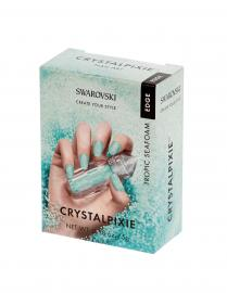 Crystal Pixie, Tropic Seafoam EDGE